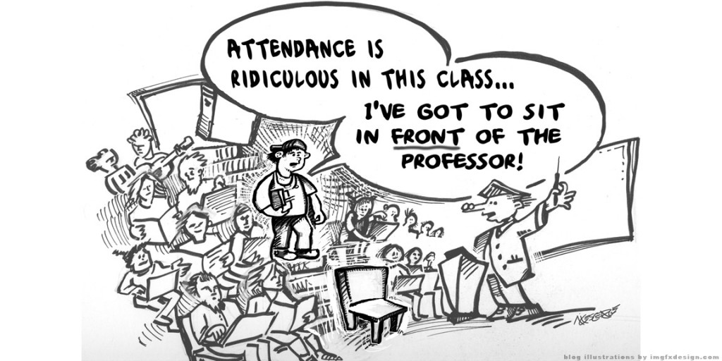 Achieving High Attendance a Combination of Techniques