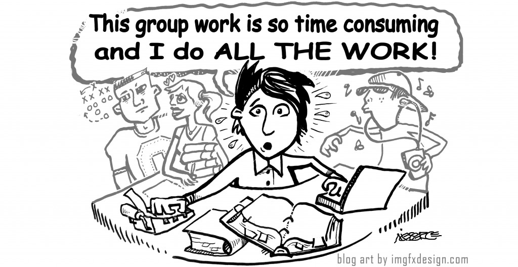 The Unfortunate Motivation Behind Group Work